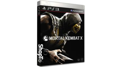Mortal Kombat  X PS3 - PlayStation 3