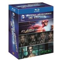 Coffret Découverte DC Saison 1 Blu-ray