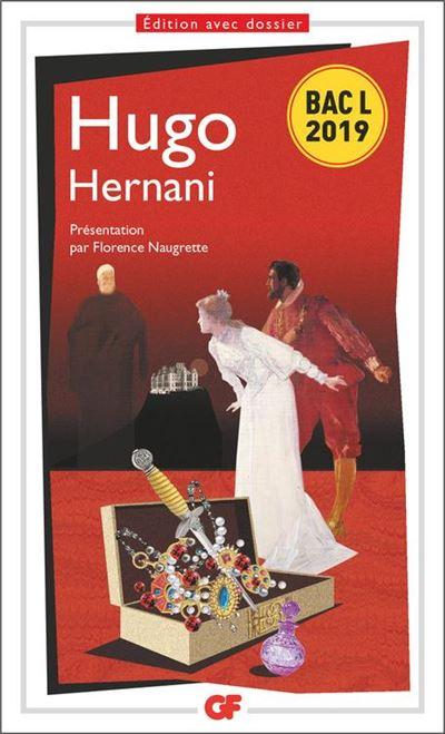 Hernani - BAC L 2019 - 9782081451391 - 2,49 €