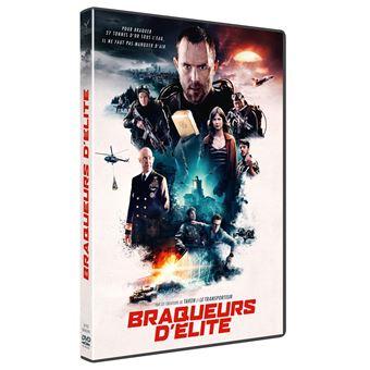 Braqueurs d'élite DVD