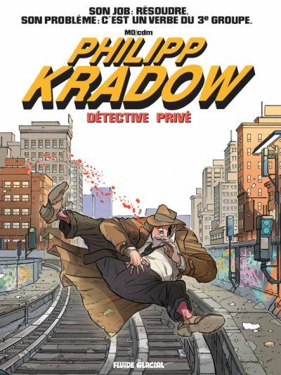 Philipp Kradow, détective privé - 9782352075998 - 9,99 €