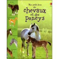 Mon petit livre chevaux poneys