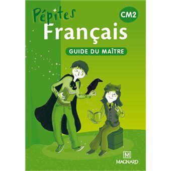 Pepites Cm2 Maitre Francais