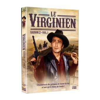 Le VirginienLe Virginien Saison 2 Volume 1 DVD