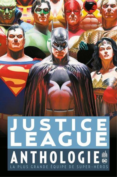 Justice League Anthologie - La plus grande équipe de super-héros - 9791026838180 - 9,99 €