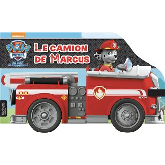Pat' PatrouilleLa pat'patrouille le camion de marcus