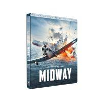 Midway Edition Limitée Steelbook Blu-ray
