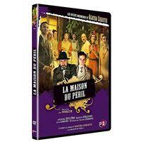 Les Petits meurtres d'Agatha Christie Saison 1 Episode 04 : La maison du péril DVD
