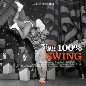TSF JAZZ COLLECTION - SWING/2LP