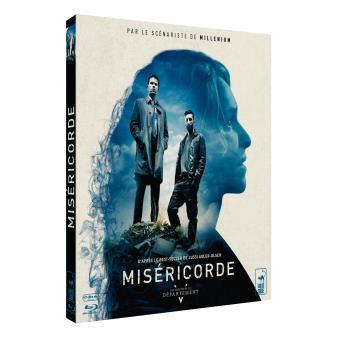 Les enquêtes du département VLes enquêtes du département V : Miséricorde Blu-ray