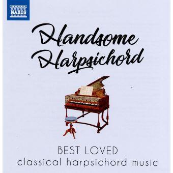Handsome Harpsichord