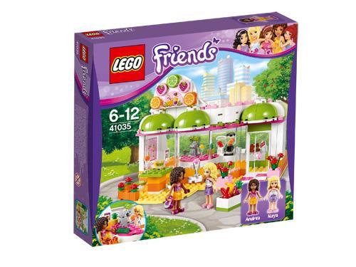 Friends De Heartlake 41035 City Le Bar Lego® Smoothie À LGqSzUMpV