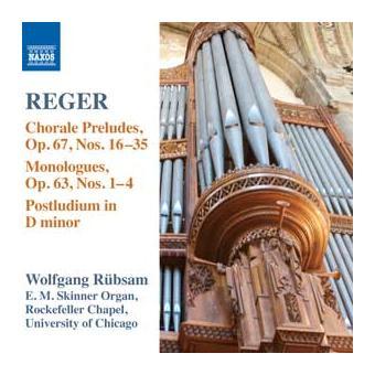 Orgelwerke Vol.15