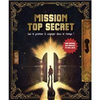 Mission top secret !