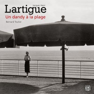 Jacques Henri Lartigue - Un dandy à la plage