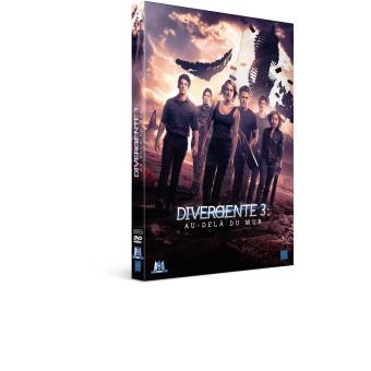 DivergentDivergente 3 : Au-delà du mur DVD