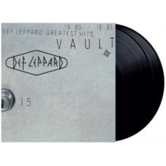 VAULT:DEF LEPPARD GREATEST HITS 1980/2LP