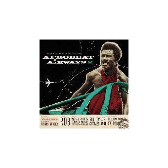 Analog Africa n 14 afro beat airways 2 Ghana 1974 83