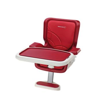 Assise Chaise Haute Keyo Bb Confort Fancy Red