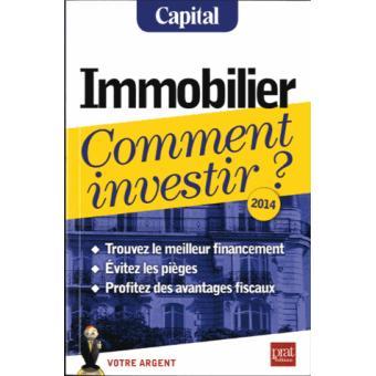investissement immobilier livre
