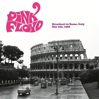 Broadcast In Rome Italy May 6th 1968