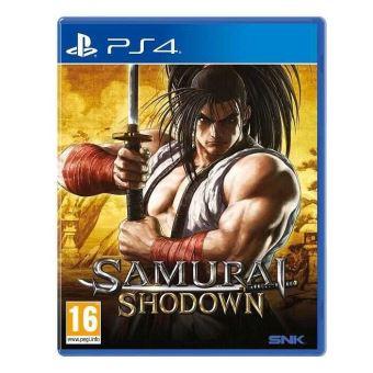 Samurai shodown FR/NL PS4