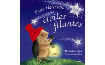 Petit Hérisson et les étoiles filantes (tout-carton)