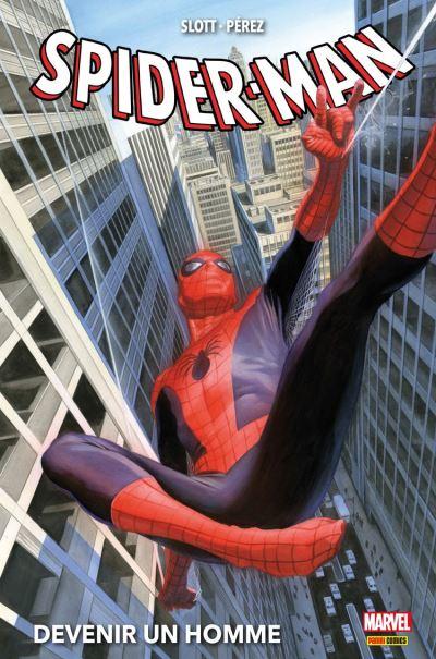 Spider-Man (2014) : Devenir un homme - 9782809490664 - 14,99 €