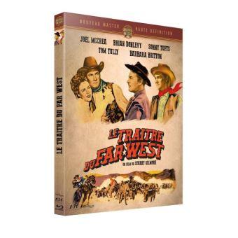 Le Traître du Far West Blu-ray