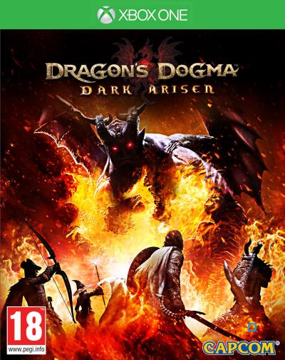 Dragon's Dogma Dark Arisen Xbox One
