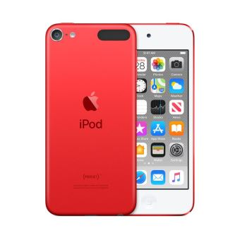Apple iPod Touch 256 GB Product Rood