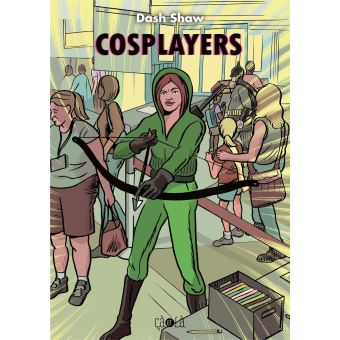 Cosplayers