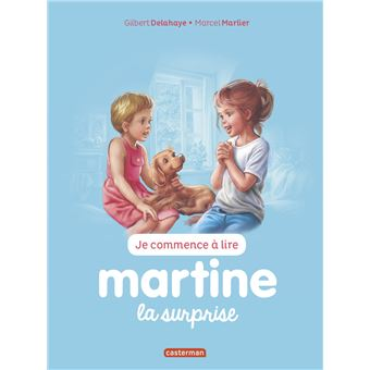 MartineMartine et la surprise