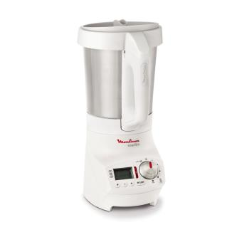 Blender chauffant Moulinex Soup & Co LM904110 1,8L 1100W Blanc
