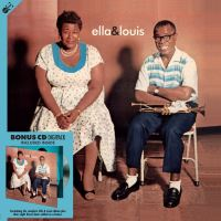 Ella And Louis - Vinilo + CD