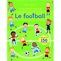 Le football - Autocollants Usborne