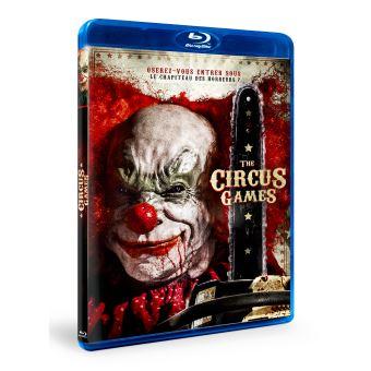 The Circus Game Blu-ray