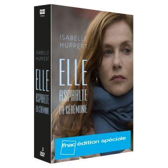 Coffret Isabelle Huppert Edition spéciale Fnac DVD
