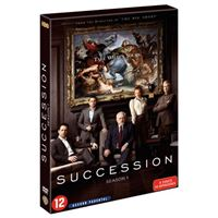 Succession Saison 1 DVD