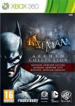 Batman Arkham Trilogy Xbox 360