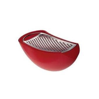 ALESSI CHEESE GRATER RED PARMENIDE