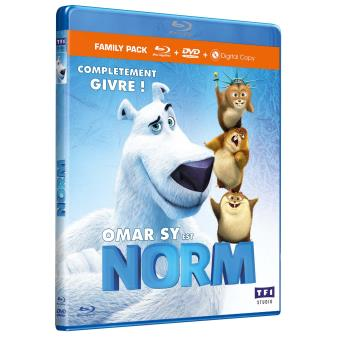 Norm Combo Blu-ray DVD