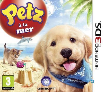 Petz à la Mer Nintendo 3DS