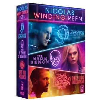 The Neon Demon, Only God Forgives, Drive DVD