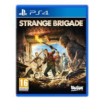 STRANGE BRIGADE FR/NL PS4