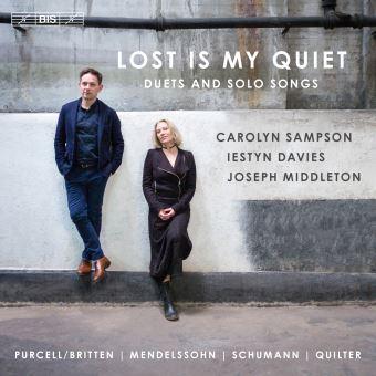 Henry Purcell, Benjamin Britten, Félix Mendelssohn-Bartholdy, Carolyn Sampson