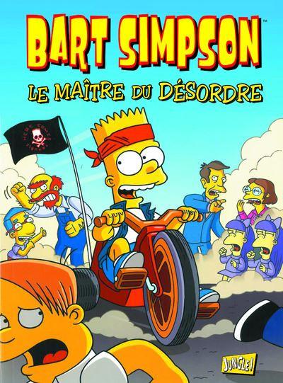 Bart Simpson - tome 15 Maître du désordre