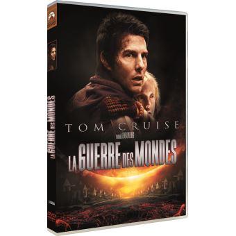 La Guerre des Mondes DVD