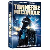 Tonnerre mécanique - L'intégrale 4 DVD