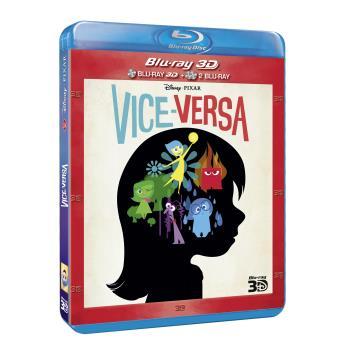 Vice-Versa Blu-ray + Blu-ray 3D